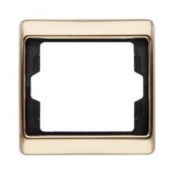 Рамка 1-пост, Berker Arsys copper Med цвет: медь 13130007 - фото 3670