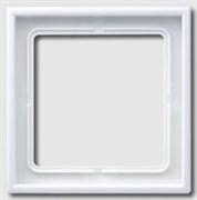 Рамка одинарная Jung LS 990 Белый LS981ww