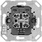 Кнопочный шинный соединитель двухклавишный. 1-полюсный Gira KNX