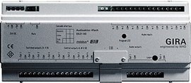 4-канальный аудиораспределитель KNX-EIB Gira KNX
