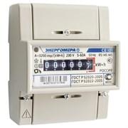 Счетчик электроэнергии однофазный однотарифный CE 101 R5 100/10 Т1 D ОУ 220В 6м (CE101 R5 148M6)