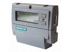 Меркурий Электросчетчик 200.02 на DIN-рейку 5-50А/220В 1Ф 4т. ЖКИ