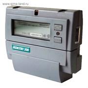 Меркурий Электросчетчик 200.02 на DIN-рейку 5-50А/220В 1Ф 4т. ЖКИ (ЕКБ)