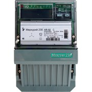 Меркурий Электросчетчик 230 АR-00 3Ф 1 тарифн. 5-7,5А ЖКИ интерфейс RS482