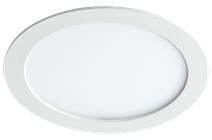 Jazzway Светильник LED круг PPL - RPW 15W 4000K белый d195*25mm IP20