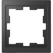 D-Life РАМКА 1-постовая, АНТРАЦИТ , SD MTN4010-6534