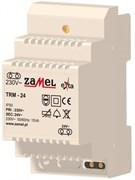 Zamel Трансформатор напряжения 230VAC/24VAC 15VA IP20 на DIN рейку 3мод