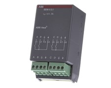 BE/M 4.12.1 Бинарный вход, 4-х канальный, сканирующий контакт ABB KNX