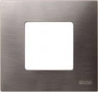 Simon 27 Play Титан Рамка-декор 1-ая