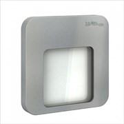 Zamel Светильник MOZA Алюминий/RGB в монт.коробку, 230V AC с встр. RGB контроллером 01-225-16