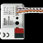 KNX/EIB-интерфейс кнопок, 4-ной
