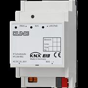 KNX IP интерфейс на рейку