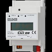 KNX IP роутер на рейку