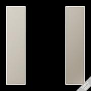JUNG KNX Хром Комплект накладок 1гр