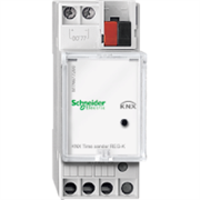 KNX - система умного дома Schneider Electric Годовой таймер 4-канальный, с возможностью подключения GPS-антены - MTN677290