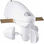 KNX - система умного дома Schneider Electric Погодная станция HOME:  Датчики ветра, температуры, освещенности, сумерек, дождя,  в одном устройстве - MTN663990