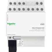 KNX - система умного дома Schneider Electric Актуатор упр.отоплением 6-каналов - MTN645129