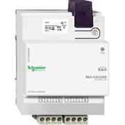 KNX - система умного дома Schneider Electric Актуатор 6-канальный 230В 6А - MTN646808