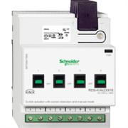 KNX - система умного дома Schneider Electric Актуатор 4-канальный 230В 16А С-Load - MTN647595