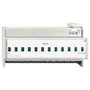 KNX - система умного дома Schneider Electric Актуатор 12-канальный 230В 16А - MTN648493