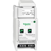 KNX - система умного дома Schneider Electric Актуатор 2-канальный 230В 16А - MTN647393
