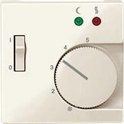 Merten SM Терморегулятор для теплого пола с датчиком (бежевый)