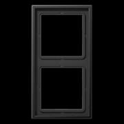 JUNG LS 990 Dark Рамка 2-ая AL2982D