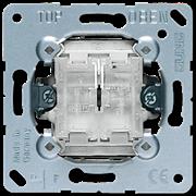 JUNG Мех Выключатель 2-клавишный возвратно нажимной 505TU