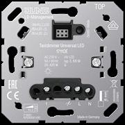 JUNG Универсальный клавишный LED диммер 1711DE
