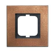 Рамка 1-пост, ABB carat® цвет бронза
