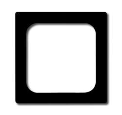 Рамка 1-пост, ABB carat® цвет антрацит - фото 12083