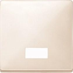 Клавиша для выключателя с подсветкой, Merten Antique цвет: бежевый - фото 14606