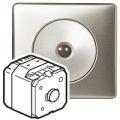 Выключатель бесконтактный для управления освещением с двух мест с нейтралью 1000Вт, Legrang Celiane - фото 4496