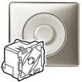 Кнопка (Звонок) с контактом НО-НЗ нажимного типа без фиксации, Legrand Celiane 6А - фото 4504