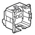 Розетка немецкий стандарт на винтовых клеммах, Legrand Celiane - фото 4544