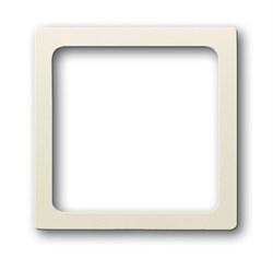 Рамка 1-пост, ABB carat® цвет слоновая кость - фото 4580
