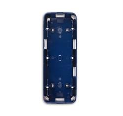 Коробка для открытого монтажа, 3 поста, ABB alpha цвет синий - фото 4848
