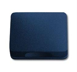 Крышка для розетки, ABB alpha цвет синий - фото 4975