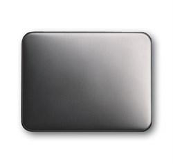 Клавиша для механизма 1-клавишных выключателей/переключателей/кнопок, ABB alpha цвет платина - фото 4989
