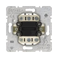 Одноклавишный выключатель, Berker Module inserts 67303909 - фото 5641