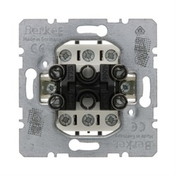 633023 Трехклавишный выключатель  Модульные механизмы Berker - фото 5642