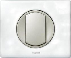 Рамка одноместная Legrand Celiane Фарфор - фото 6003