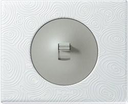 Рамка одноместная Legrand Celiane Фарфор-белая феерия - фото 6426