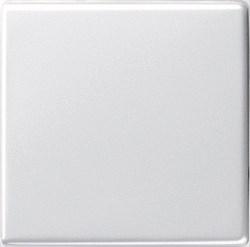 Клавиша для клавишных и кнопочных выключателей Gira System 55 Белый Глянцевый - фото 6486
