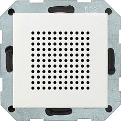 Динамик для радиоприемника скрытого монтажа с функцией RDS Gira System 55 Белый - фото 6585
