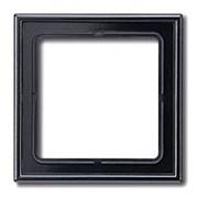 Рамка одинарная Jung LS 990 Черный LS981sw