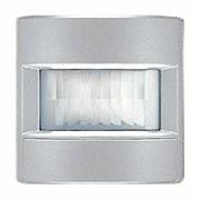 Автоматический выключатель 230 В~ , 40-400Вт, трехпроводное подключение, высота монтажа 2,2м Jung LS Aluminium Алюминий al1280