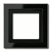Рамка одинарная Jung LS design Черный глянцевый LSD981SW