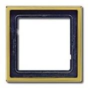 Рамка одинарная Jung LS Gold Золото go2981