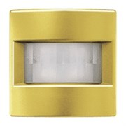 Автоматический выключатель 230 В~ , 40-400Вт, трехпроводное подключение, высота монтажа 2,2м Jung LS Gold Золото go1280-1